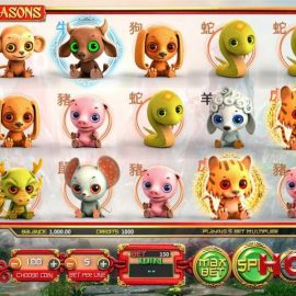 Try 4 Seasons Slot Using These 4 Types of Bonuses