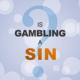 Is gambling in the 10 commandments torguson gambling group