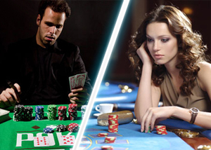 Battle of the Sexes:  Who Are the Better Gamblers, Men or Women?