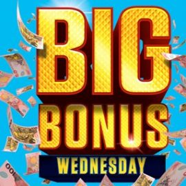 Enjoy Your Wild and Lucky Wednesday with  Cool Casino Bonuses
