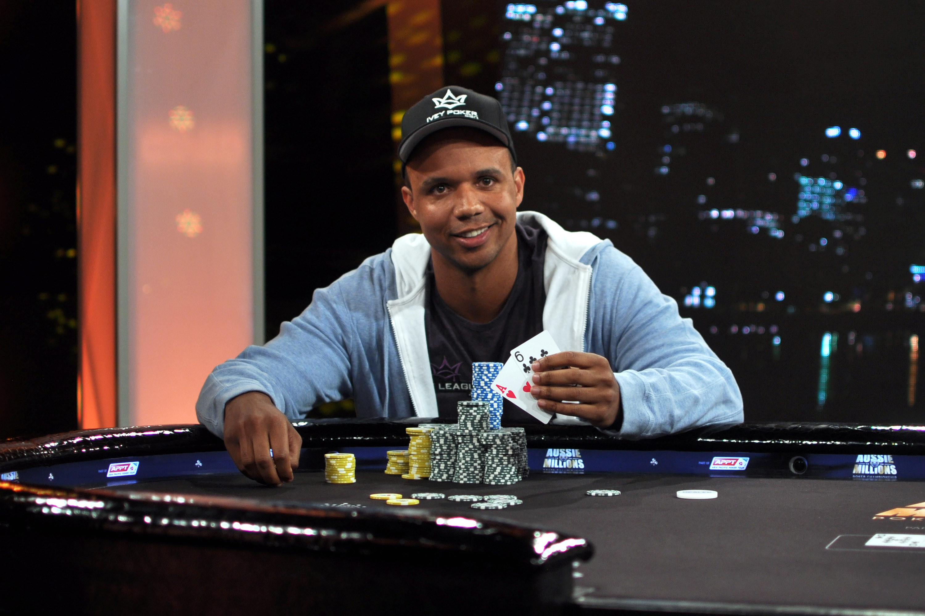 Phil Ivey: If Edge Sorting Gave Bracelets Like the WSOP