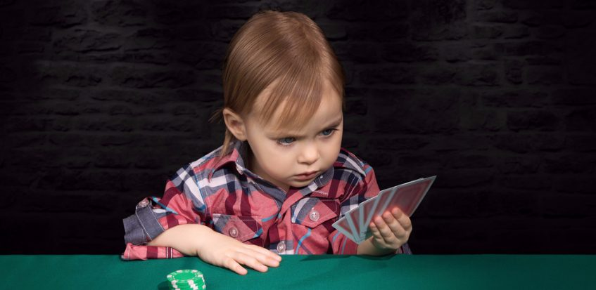 Children and Gambling