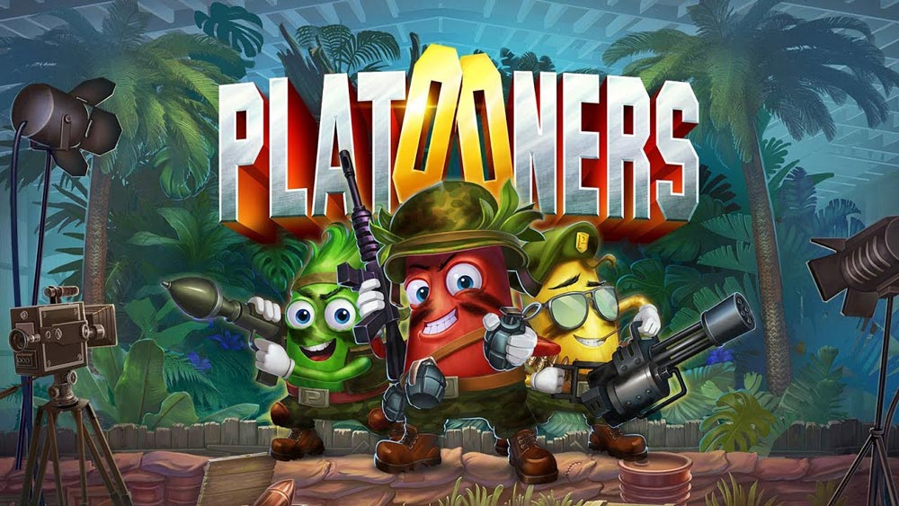 Platooners: New Slot Machine from Elk Studios