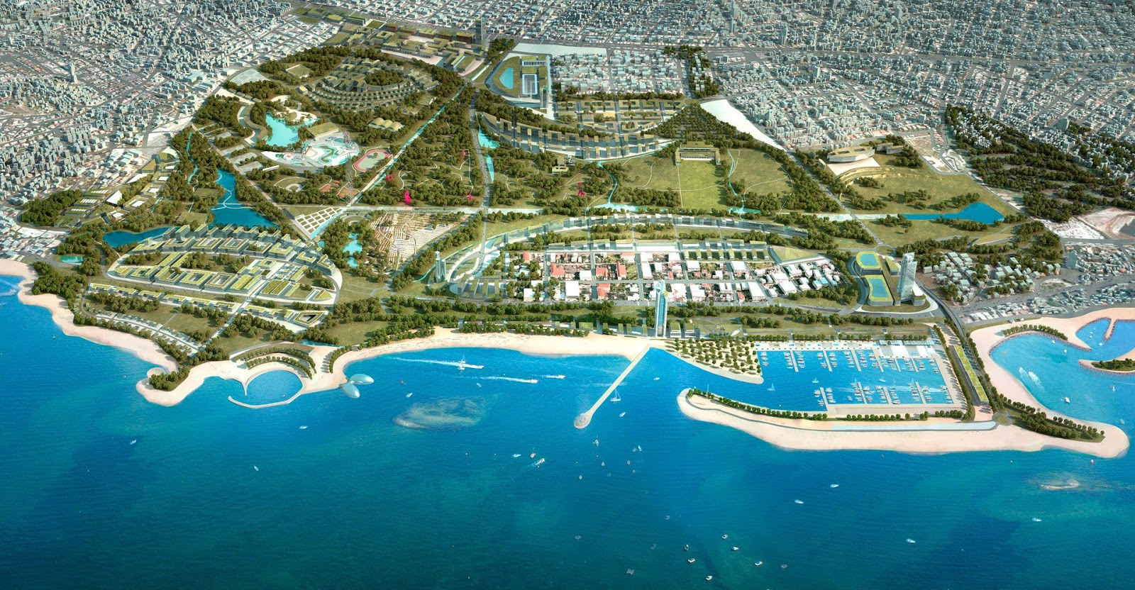 A Huge Integrated Resort Is Planned to Be Built in Athens