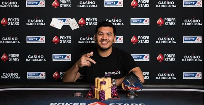 Michael Soyza Wins EPT Barcelona High Roller