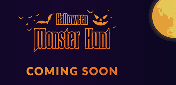 Spooky Monster Hunt at WestCasino