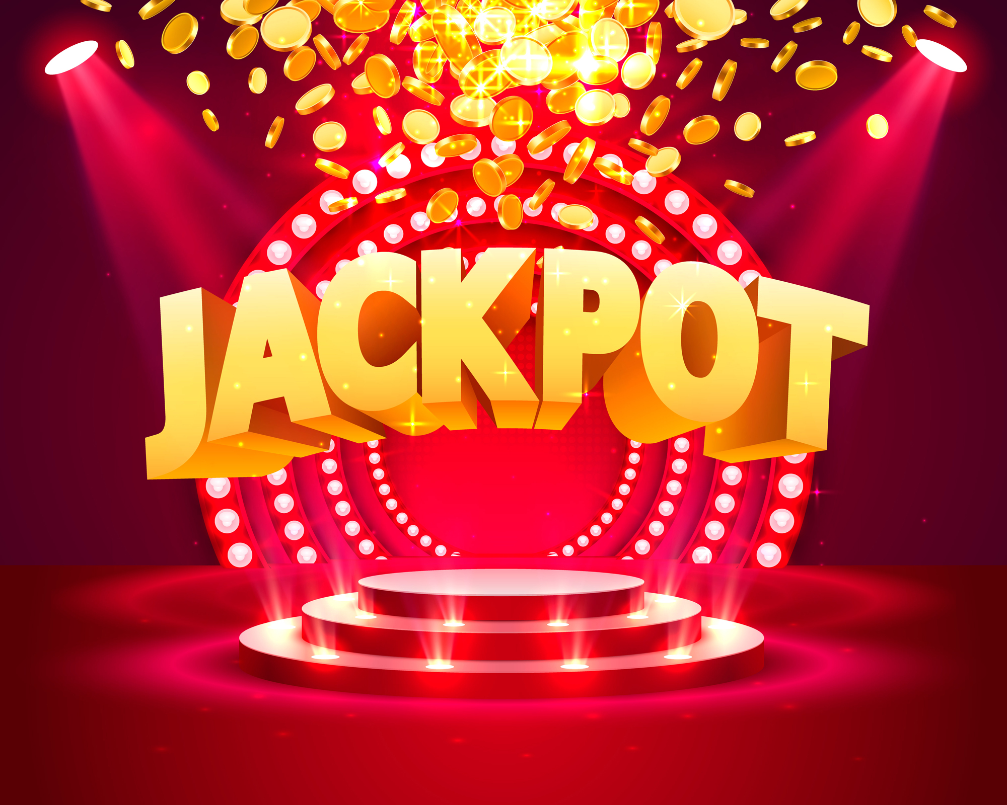 Jackpot Winner at WESTCASINO