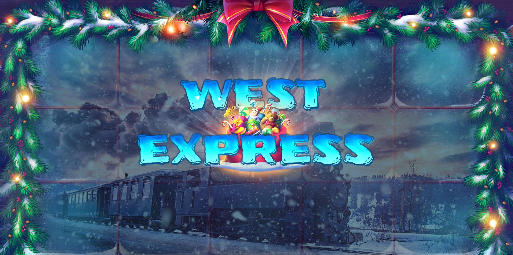 Hop on Board the WestExpress at WestCasino